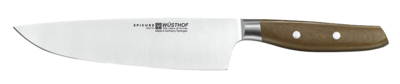 """Couteau de chef EPICURE """"mitre courte"""" -  20 cm"""
